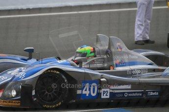 2010 Le Mans, Sunday June 13th 2010. Race End. Digital Ref : CB7D5882