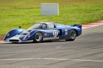 © Octane Photographic Ltd. 2010 Masters Racing - Donington September 4th 2010. World Sportscar Masters, Chevron B16. Digital Ref : cb1d2249