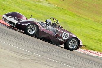 © Octane Photographic Ltd. 2010 Masters Racing - Donington September 4th 2010. World Sportscar Masters, Tero Corvette. Digital Ref : cb1d2313