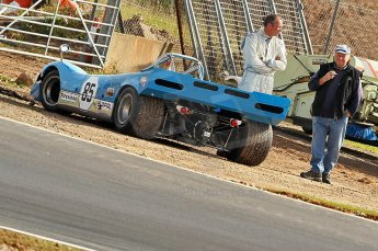 © Octane Photographic Ltd. 2010 Masters Racing - Donington September 4th 2010. World Sportscar Masters, Taydec Mk.3 - Andrew Middleton. Digital Ref : cb1d2364