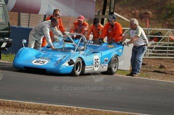 © Octane Photographic Ltd. 2010 Masters Racing - Donington September 4th 2010. World Sportscar Masters, Taydec Mk.3 - Andrew Middleton. Digital Ref : cb1d2419