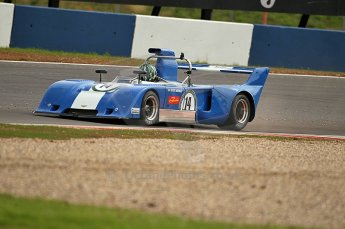 © Octane Photographic Ltd. 2010 Masters Racing - Donington September 4th 2010. Interserie Revival. Chevron B31 - Steve Hodges. Digital Ref : cb1d2737