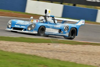 © Octane Photographic Ltd. 2010 Masters Racing - Donington September 4th 2010. Interserie Revival. Matra MS670 - Rob Hall. Digital Ref : cb1d2743