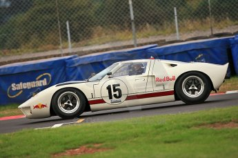 © Octane Photographic Ltd. 2010 Masters Racing - Donington September 4th 2010.Sports Racing Masters. Ford GT40 Mk.I - Adrian Newey. Digital Ref : cb5d0008