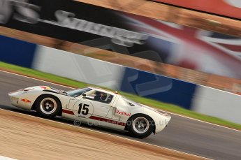 © Octane Photographic Ltd. 2010 Masters Racing - Donington September 4th 2010. World Sportscar Masters. Ford GT40 Mk.I - Adrian Newey. Digital Ref :CB7D5121