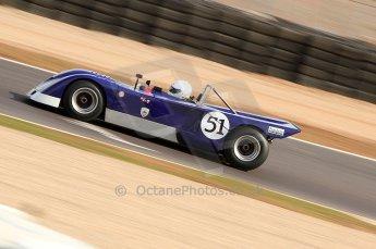 © Octane Photographic Ltd. 2010 Masters Racing - Donington September 4th 2010. World Sportscar Masters. Chevron B23 - Tim Cousins. Digital Ref :CB7D5121
