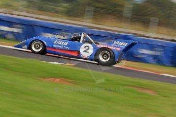 © Octane Photographic Ltd. 2010 Masters Racing - Donington September 4th 2010. Interserie Revival. Lola T280 - Leo Voyazides. Digital ref : CB7D5532