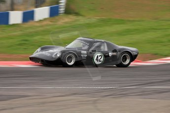 © Octane Photographic Ltd. 2010 Masters Racing - Donington September 4th 2010. Sports Racing Masters. Chevron B8 - Hugh Colman. Digital Ref : CB5D9943