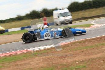 World © Octane Photographic 2010. 2010 Donington Revived! meeting, September 4th 2010. MastersGP - Historic Formula 1, Historic F1. Matra. Digital ref : 0029CB7D5954