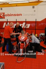 © A.Wilson for Octane Photographic 2010. NW200 11th May 2011. Digital Ref : 0065-biker-17-pits