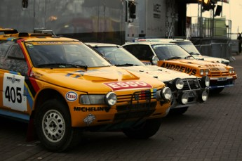 © North One Sport Limited 2010/ Octane Photographic Ltd. 2010 WRC Great Britain SS1, Thursday 11th November 2010. Digital Ref : 0115CB1D9637