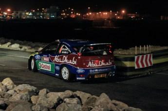 © North One Sport Limited 2010/ Octane Photographic Ltd. 2010 WRC Great Britain SS1, Thursday 11th November 2010. Digital Ref : 0115LW1D2203