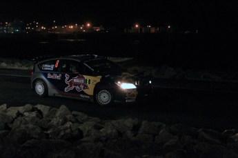 © North One Sport Limited 2010/ Octane Photographic Ltd. 2010 WRC Great Britain SS1, Thursday 11th November 2010, Kimi Raikkonen/ Kaj Lindstrom, Citroen C4 WRC. Digital Ref : 0115LW1D2253