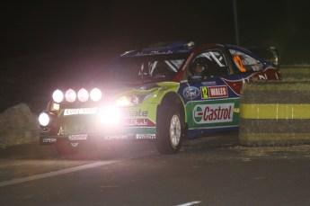 © North One Sport Limited 2010/ Octane Photographic Ltd. 2010 WRC Great Britain Shakedown, Wednesday 10th November 2010. Khalid Al Qassimi/ Michael Orr, Ford Focus WRC. Digital Ref : 0035CB1D9393