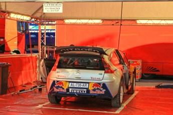 © North One Sport Limited 2010/ Octane Photographic Ltd. 2010 WRC Great Britain Shakedown, Wednesday 10th November 2010. Citroen, Kimi Rakkonen/ Kaj Lindstrom, Citroen C4 WRC. Digital Ref : 0035LW1D1825