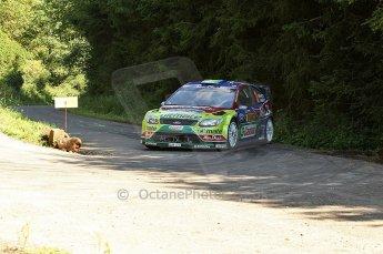 © North One Sport Ltd.2010 / Octane Photographic Ltd. 2010 WRC Germany SS13 Freisen Westrich II, 21st August 2010. Digital Ref : 0161cb1d7169