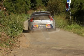 © North One Sport Ltd.2010 / Octane Photographic Ltd. 2010 WRC Germany SS13 Freisen Westrich II, 21st August 2010. Digital Ref : 0161cb1d7312