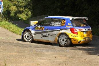© North One Sport Ltd.2010 / Octane Photographic Ltd. 2010 WRC Germany SS13 Freisen Westrich II, 21st August 2010. Digital Ref : 0161cb1d7453