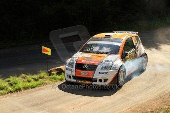 © North One Sport Ltd.2010 / Octane Photographic Ltd. 2010 WRC Germany SS13 Freisen Westrich II, 21st August 2010. Digital Ref : 0161lw7d6913