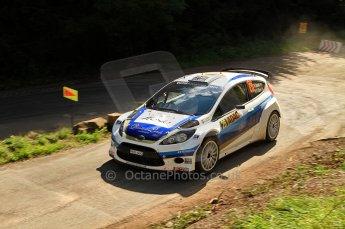 © North One Sport Ltd.2010 / Octane Photographic Ltd. 2010 WRC Germany SS13 Freisen Westrich II, 21st August 2010. Digital Ref : 0161lw7d7027