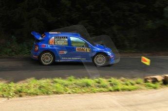 © North One Sport Ltd.2010 / Octane Photographic Ltd. 2010 WRC Germany SS13 Freisen Westrich II, 21st August 2010. Digital Ref : 0161lw7d7086