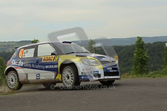© North One Sport Ltd. 2010 / Octane Photographic Ltd. 2010 WRC Germany SS17, 22st August 2010. Digital Ref: 0211cb1d8949