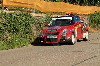 © North One Sport Limited 2010/Octane Photographic Ltd. 2010 WRC Germany SS6 Moseland II.  20th August 2010. Digital Ref : 0159lw7d5151