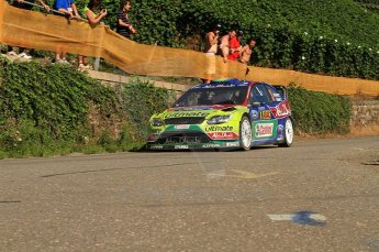 © North One Sport Limited 2010/Octane Photographic Ltd. 2010 WRC Germany SS6 Moseland II.  20th August 2010. Digital Ref : 0159lw7d5192