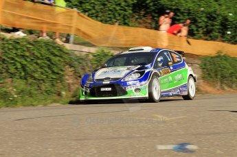 © North One Sport Limited 2010/Octane Photographic Ltd. 2010 WRC Germany SS6 Moseland II.  20th August 2010. Digital Ref : 0159lw7d5245