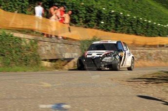 © North One Sport Limited 2010/Octane Photographic Ltd. 2010 WRC Germany SS6 Moseland II.  20th August 2010. Digital Ref : 0159lw7d5280
