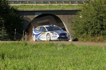 © North One Sport Limited 2010/Octane Photographic Ltd.  2010 WRC Germany SS9 Freisen Westrich I. 21st August 2010. Digital Ref : 0160cb1d5603