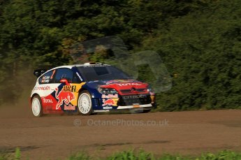 © North One Sport Limited 2010/Octane Photographic Ltd. 2010 WRC Germany SS9 Freisen Westrich I. 21st August 2010. Digital Ref : 0160LW7D5378