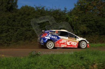 © North One Sport Limited 2010/Octane Photographic Ltd. 2010 WRC Germany SS9 Freisen Westrich I. 21st August 2010. Digital Ref : 0160LW7D5508