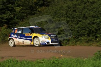© North One Sport Limited 2010/Octane Photographic Ltd. 2010 WRC Germany SS9 Freisen Westrich I. 21st August 2010. Digital Ref : 0160LW7D5526