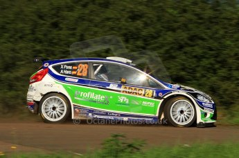 © North One Sport Limited 2010/Octane Photographic Ltd. 2010 WRC Germany SS9 Freisen Westrich I. 21st August 2010. Digital Ref : 0160LW7D5546