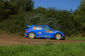 © North One Sport Limited 2010/Octane Photographic Ltd.  2010 WRC Germany SS9 Freisen Westrich I. 21st August 2010. Digital Ref : 0160LW7D5744