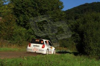 © North One Sport Limited 2010/Octane Photographic Ltd.  2010 WRC Germany SS9 Freisen Westrich I. 21st August 2010. Digital Ref : 0160LW7D5807