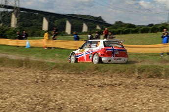 © North One Sport Limited 2010/ Octane Photographic Ltd. 2010 WRC Germany Shakedown. Digital Ref : 0036lw7d3396