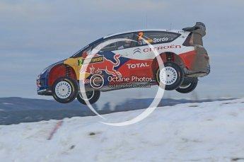 © North One Sport Ltd.2010 / Octane Photographic Ltd.2010. WRC Sweden SS18 February 14th 2010. Digital Ref : 0136CB1D2304