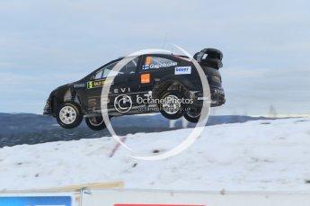 © North One Sport Ltd.2010 / Octane Photographic Ltd.2010. WRC Sweden SS18 February 14th 2010. Digital Ref : 0136CB1D2343