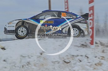 © North One Sport Ltd.2010 / Octane Photographic Ltd.2010. WRC Sweden SS18 February 14th 2010. Digital Ref : 0136CB1D2368