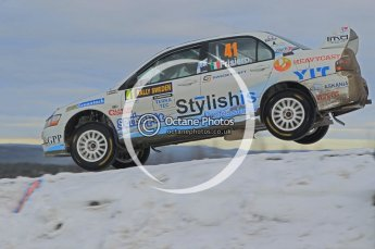© North One Sport Ltd.2010 / Octane Photographic Ltd.2010. WRC Sweden SS18 February 14th 2010. Digital Ref : 0136CB1D2469