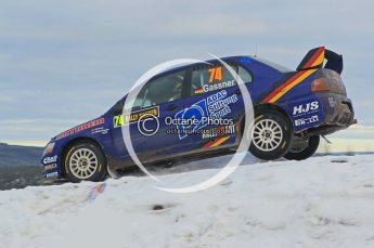 © North One Sport Ltd.2010 / Octane Photographic Ltd.2010. WRC Sweden SS18 February 14th 2010. Digital Ref : 0136CB1D2479