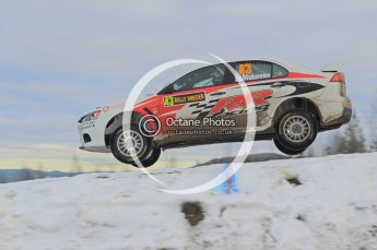 © North One Sport Ltd.2010 / Octane Photographic Ltd.2010. WRC Sweden SS18 February 14th 2010. Digital Ref : 0136CB1D2491