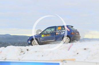 © North One Sport Ltd.2010 / Octane Photographic Ltd.2010. WRC Sweden SS18 February 14th 2010. Digital Ref : 0136CB1D2567
