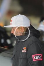 © North One Sport Ltd.2010 / Octane Photographic Ltd.2010. WRC Sweden SS1 Karlstad Stadium. February 11th 2010, Kimi Raikkonen, Citroen C4 WRC. Digital Ref : 0131CB1D1418
