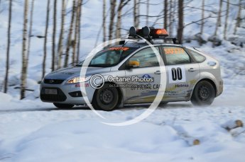 © North One Sport Ltd.2010 / Octane Photographic Ltd.2010. WRC Sweden SS21 February 14th 2010. Digital Ref : 0137CB1D2720