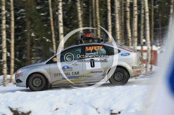 © North One Sport Ltd.2010 / Octane Photographic Ltd.2010. WRC Sweden SS21 February 14th 2010. Digital Ref : 0137CB1D2751