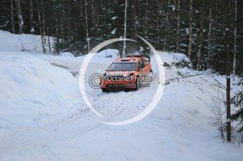 © North One Sport Ltd.2010 / Octane Photographic Ltd.2010. WRC Sweden SS21 February 14th 2010. Digital Ref : 0137CB1D2871