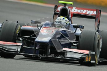 © Octane Photographic Ltd. 2011. Belgian Formula 1 GP, Practice session - Friday 26th August 2011. Digital Ref : 0170cb1d7553